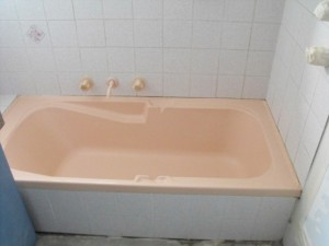 Bathroom Bathtub Resurfacing