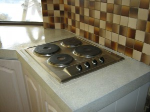 Kitchen Benchtops Refinishing