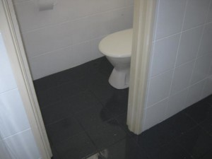 Bathroom Floor Resurfacing After